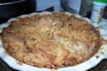 Apple Streusel Torte Pie