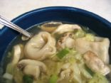 Hearty Won Ton Soup