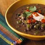 Annie Jimenez's Orgasmic Black Bean Soup