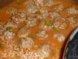 Missy's Mommy's Meatballs