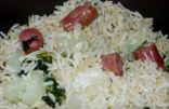 Shanghai Vegetable Rice