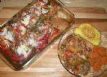 Shawna's Bell Pepper Casserole