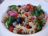 Pasta Salad w/ Veggies
