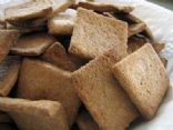 Soaked Flour Cracker Recipe
