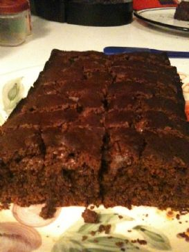Vegan Agave Double-Chocolate Loaf