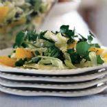 Broccoli, Orange and Watercress Salad
