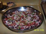 Ground Turkey & Black Beans