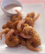 Coconut Shrimp- Healthy & Delicious!