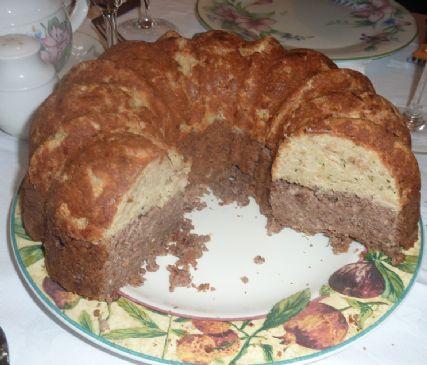 Almond Loaf [savoury]