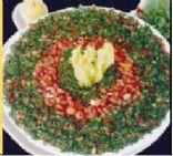 Al Tabbouleh Allbnaniya (Parsley Salad)