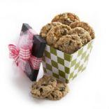 Fat Free Oatmeal Raisin Cookies.