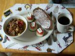 SGC Zucchini & Mushroom Soup