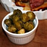 Sweet, Spicy n' Sour Sprouts