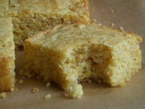 Bob's Red Mill Cornbread with Flaxseed