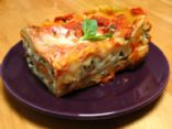 Spinach Cheese Lasagna