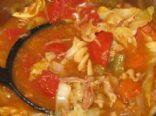 Quik Leftover Soup