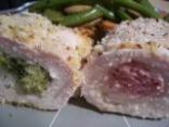 The Laughing Cow Chicken Cordon Bleu