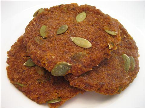 No-Bake Butternut Squash Cookies