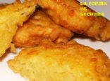 Fritos de Arroz (Rice Patties)