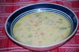 Nan's Creamy Seafood Chowder