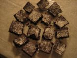 Healthy Fudge Brownies with a twist