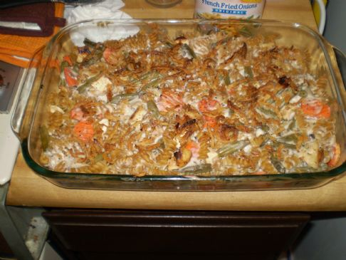 LaydeJ's Chicken Caserole