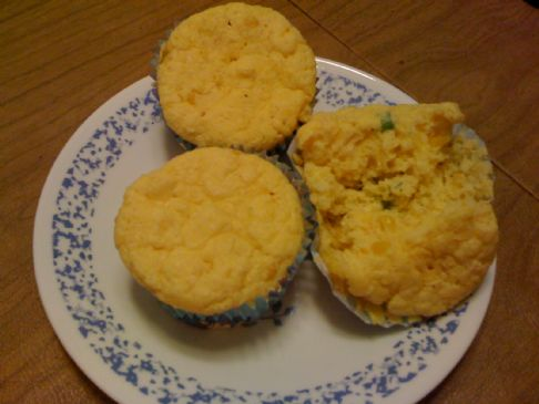 HG Cheesy-Good Cornbread Muffins