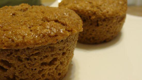 Apple-cinnamon Bran Muffins