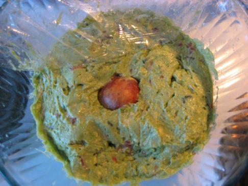 Sofia's Guacamole