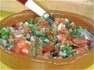 Fire-Roasted Tomato Salsa (Salsa de Molcajete) 2 tbsp