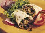 Bean & Veggie Wraps