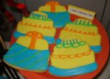 Sugar Cookie Cutouts with Royal icing