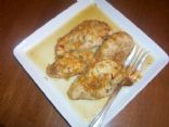 Zippy Apricot Rosemary Chicken