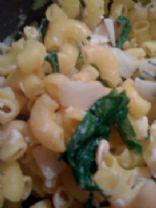Wild Macaroni and No-Cheese