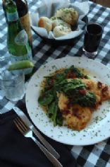Ippolito's Chicken Francaise