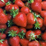 Strawberry Meringue Dish