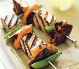Thai Citrus Tofu Kebab