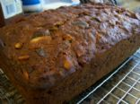 Moist Fruity Nut Bread