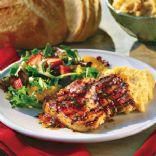 Grilled Jalapeno Basil Pork or Chicken (Southern Living)