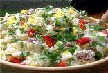 Golden Butter Potato Salad