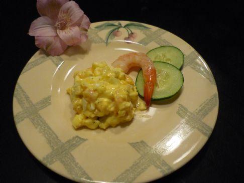 Fancy Egg Salad