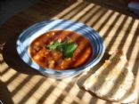 Moroccan lamb and chick pea stew
