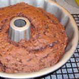 PrairieHarpy's Devilishly Chocolate Bundt Cake - Reduced Sugar