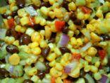 Succotash Salad (Black Bean & Corn Salad)