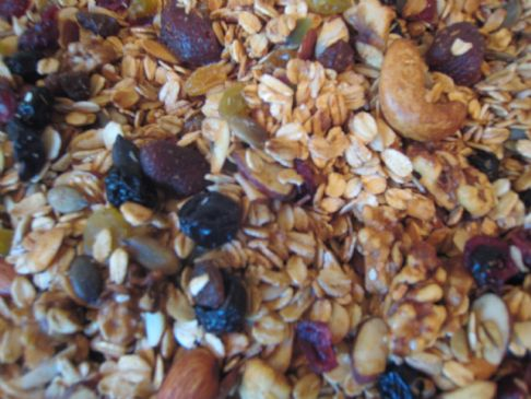Anything Goes Granola