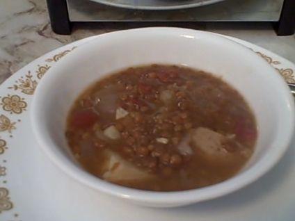 Darla's Easy Lentil Soup