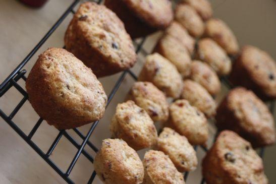 Cranberry Orange Muffins