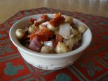 Mediterranean Garbanzo Beans
