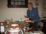Grandma Rose's Christmas Lasagna