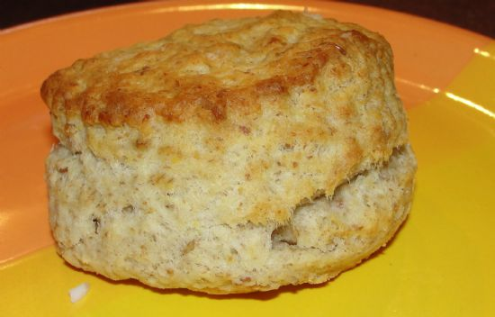 Baking Powder Biscuits with Flax by Jen